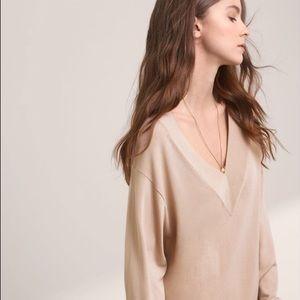 NWOT Aritzia Mercure Sweater